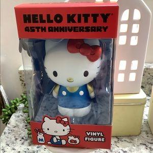 Hello Kitty 45th Anniversary Vinyl Figure